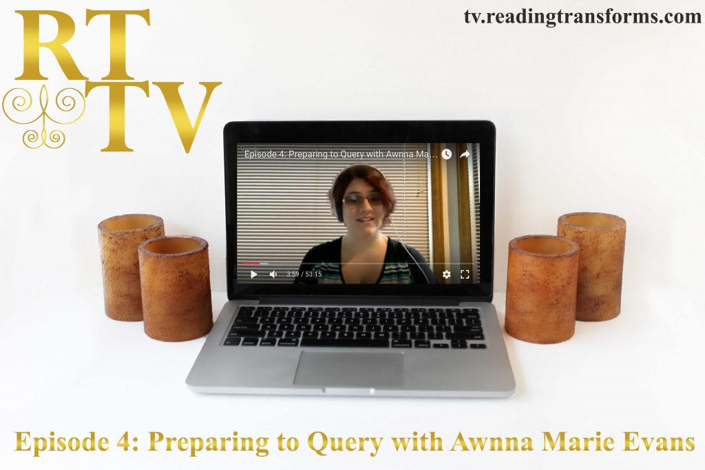 Preparing to Query with Awnna Marie Evans