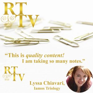 Lyssa Chiavari quote on RT TV
