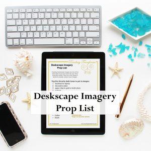 Deskscape Imagery Prop List