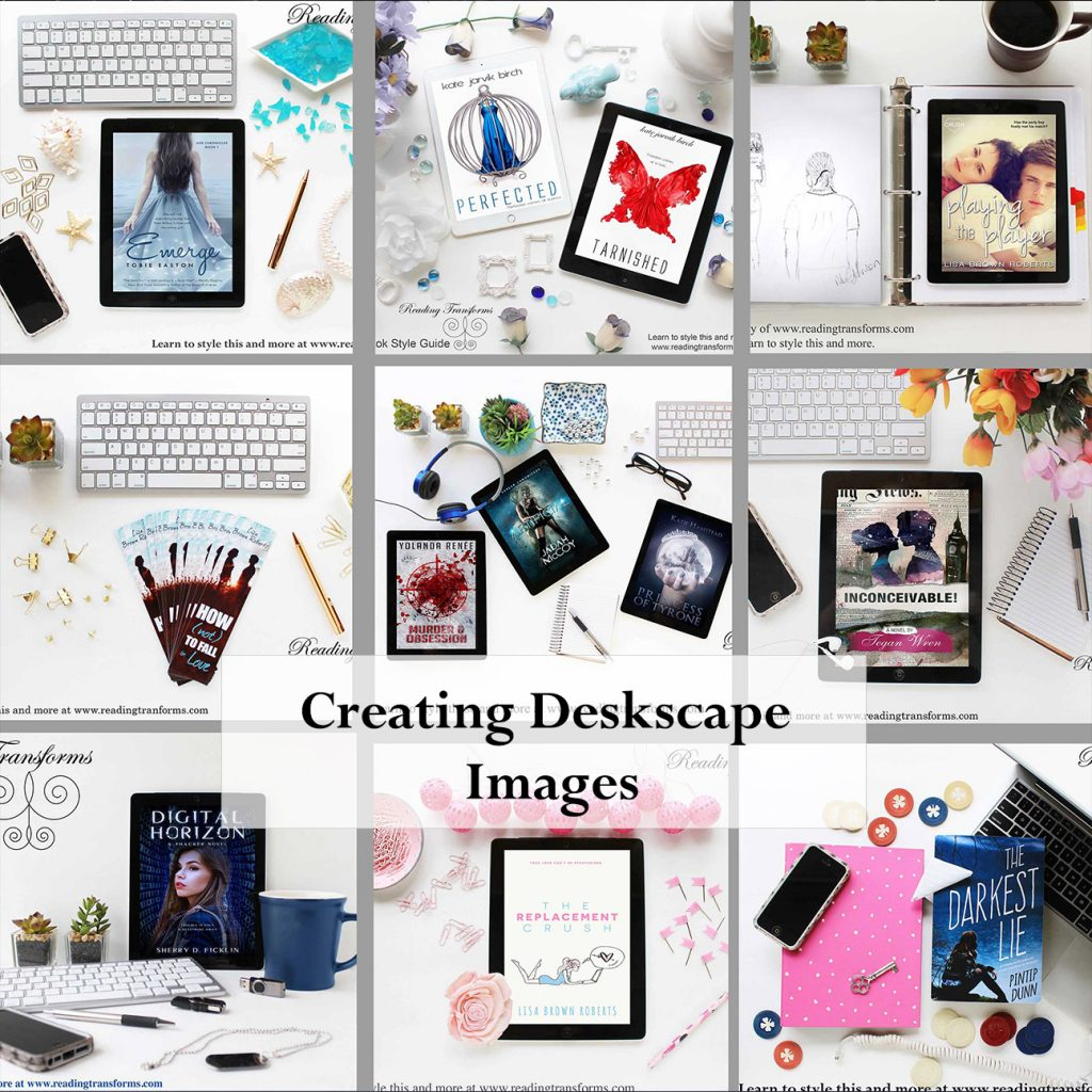 Creating Deskscape Images