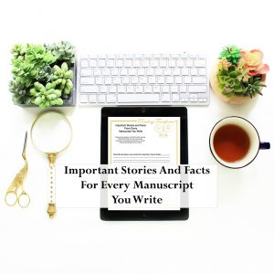 blog-important-stories-and-facts-for-every-manuscript-you-write